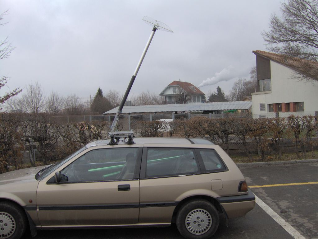 3 Band Antenne HB9ABX